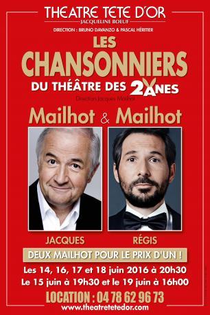 Les Chansonniers du Théâtre des 2 Ânes