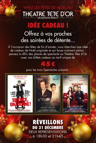 Noël au Théâtre Tête d'Or