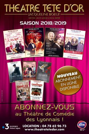 Saison 2018 - 2019