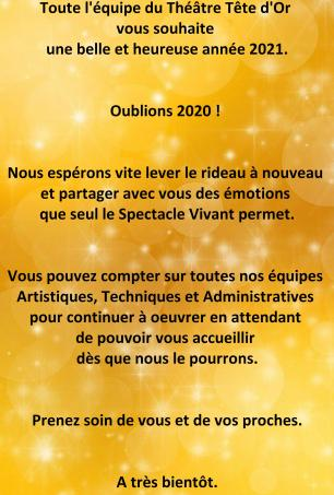 Oublions 2020